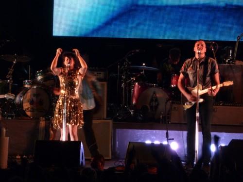 Arcade Fire Zénith Paris concert live