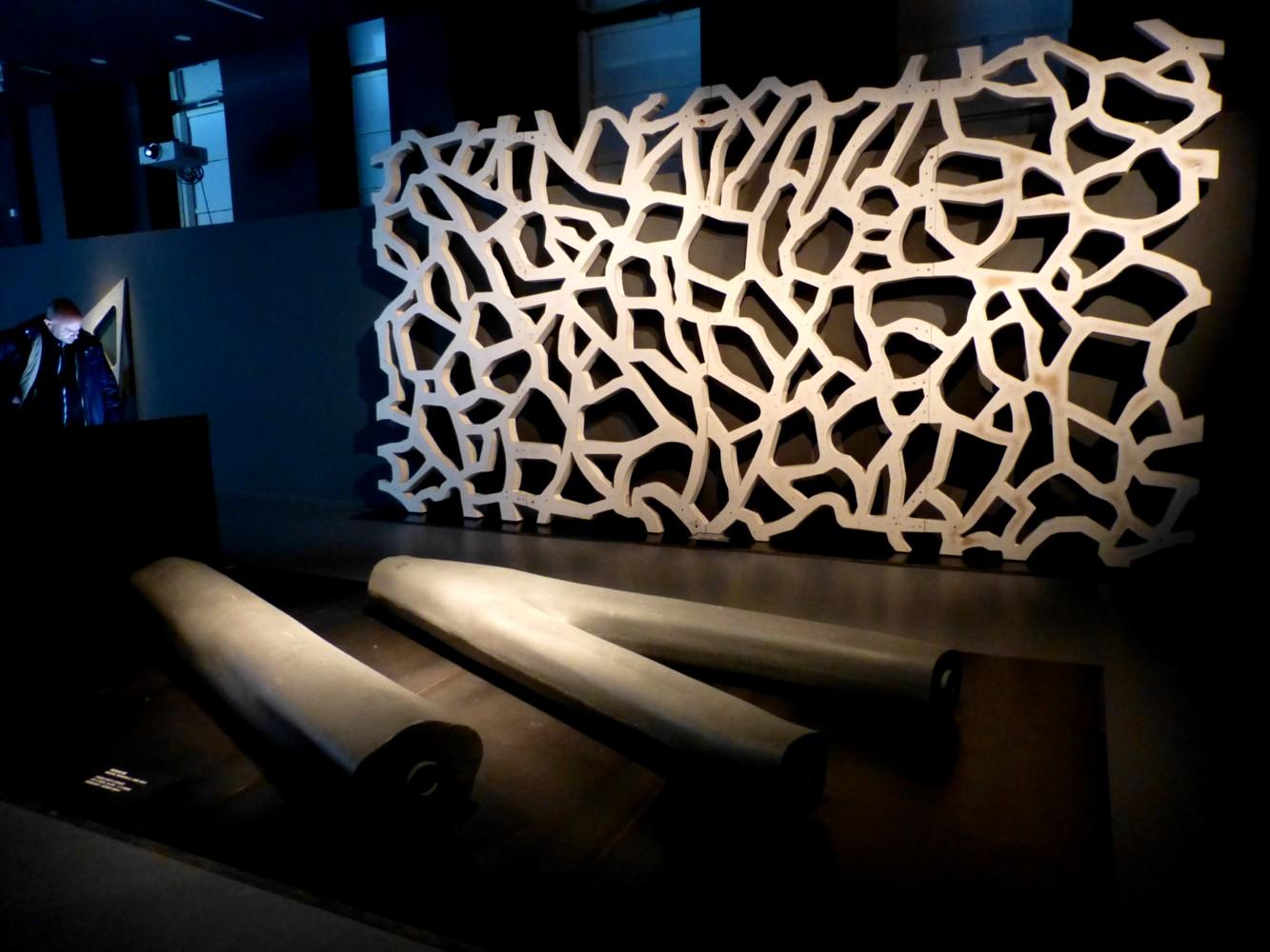 exposition rudy ricciotti architecte cit de l. Black Bedroom Furniture Sets. Home Design Ideas