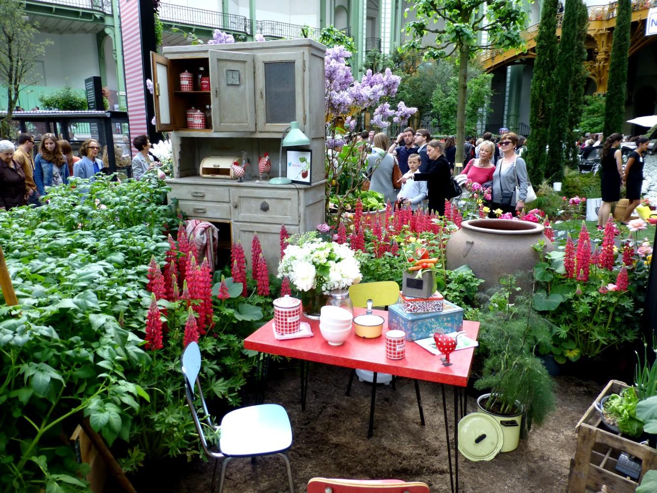 Cuisine champ tre by truffaut l 39 art du jardin nef grand for Art du jardin zbinden sa