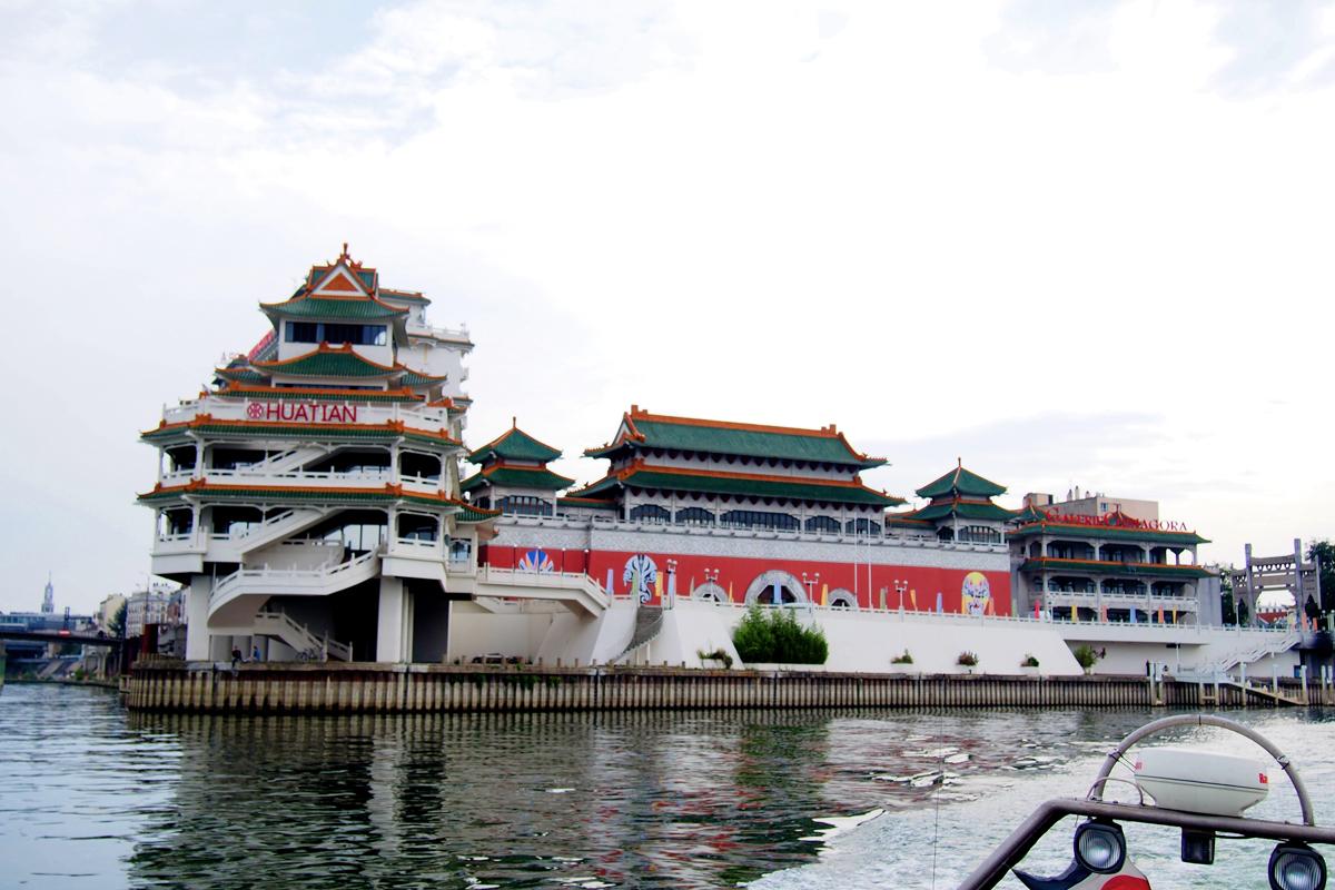 Le Chinois Restaurant  Sofitel Macau At Ponte 16  5star