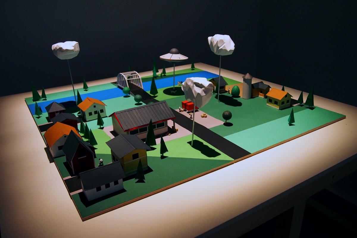 Décor-de-film-danimation-exposition-Motion-Factory-les-ficelles-du-monde-animé-La-Gaité-Lyrique-commissaire-Yves-Geleyn-photo-United-States-of-Paris-blog