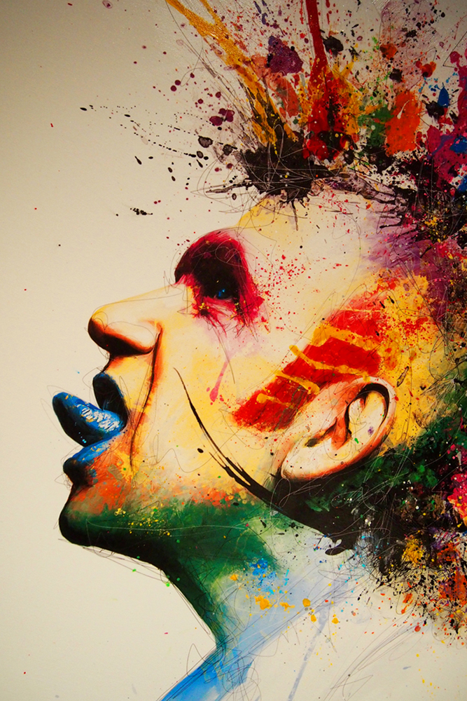 Jean-Paul-Gaultier-is-punk-portrait-by-Patrice-Murciano-visuel-artist-exhibition-exposition-Barbican-Centre-London-Londres