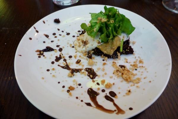 Plantxa restaurant Juan Arbelaez Top Chef 2012 Pablo Naranjo Boulogne billancourt dessert Chocco Oseille