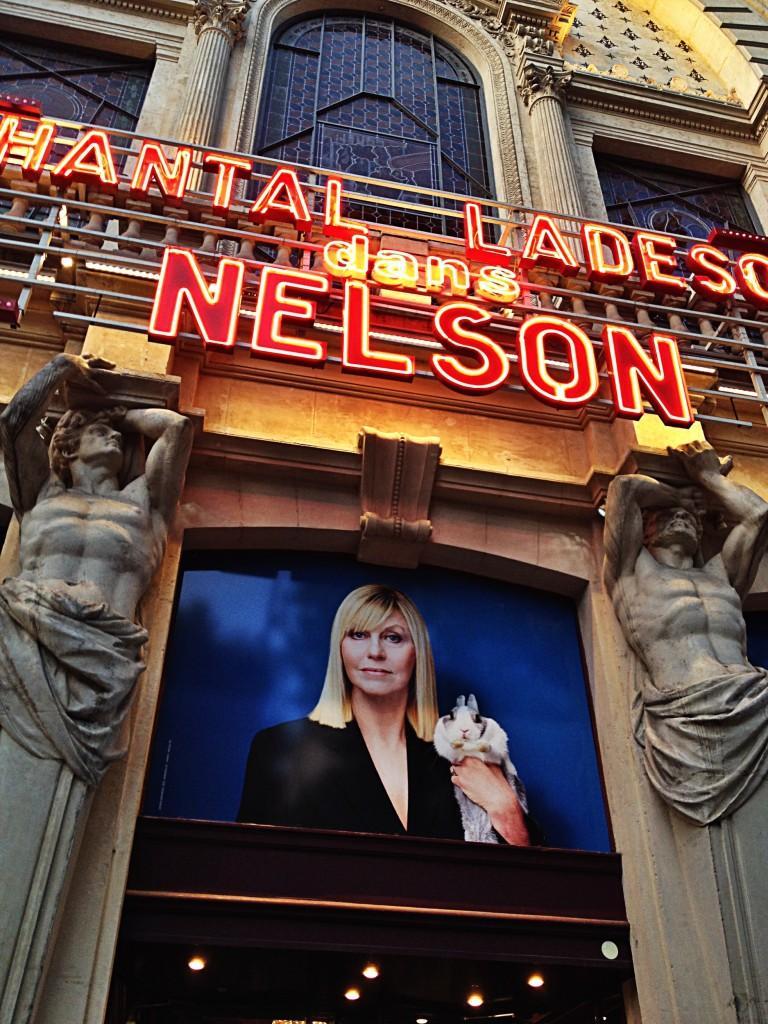 United states of paris blog paris la capitale - Theatre de la porte saint martin 75010 paris ...
