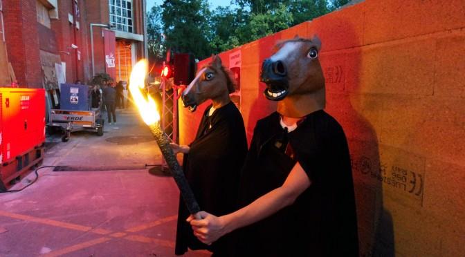 THE PONEY PROJECT : le projet fou et la soirée barrée de l'agence WATO