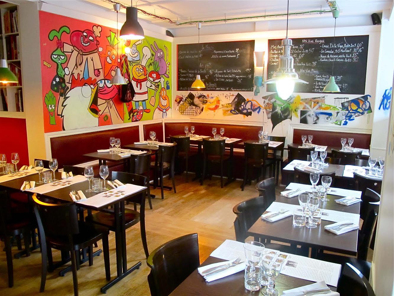 PLANTXA : un restaurant à la cuisine moderne pour déjeuner et ...