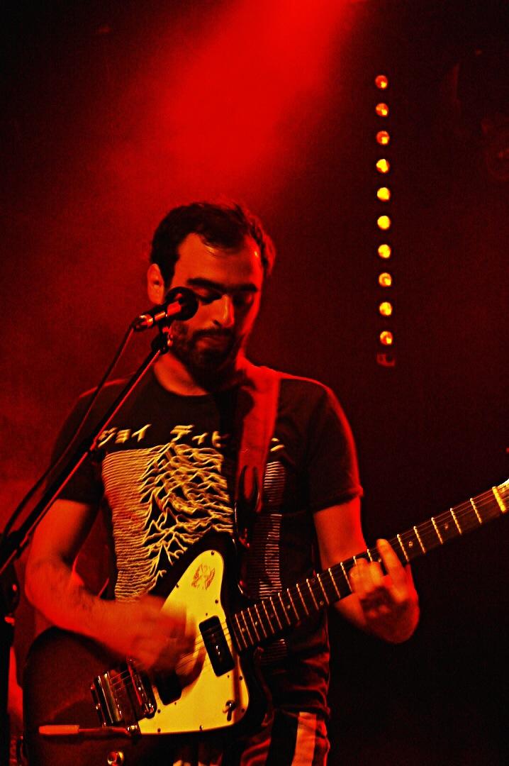 Selim Joseph Chedid chanteur concert live release party musique club Badaboum paris album Maison Rock photo by Joël Clergiot United States of Paris blog