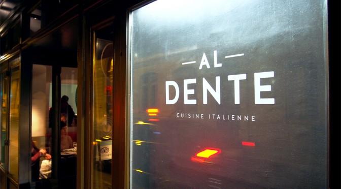 AL DENTE : un chef italien pour une cuisine de saveurs au coeur du 7ème arrondissement