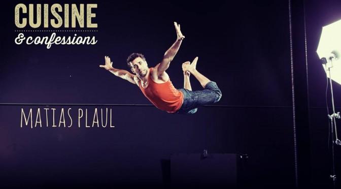 Cuisine et Confessions : acrobaties culinaires à Bobino Paris #concours