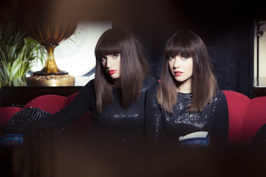 Brigitte groupe duo chanteuses Aurélie Saada Sylvie Hoarau nouvel album A bouche que veux tu sony music tournée france concert