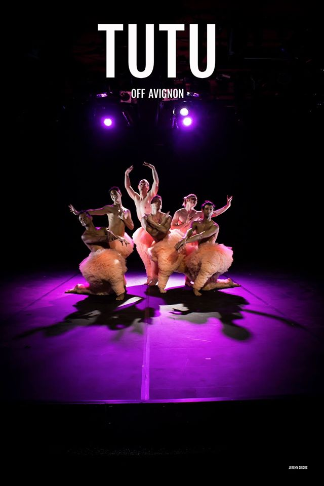 Tutu chicos mambo Festival Off Avignon Collège de la Salle spectacle la danse dans tous ses états humour
