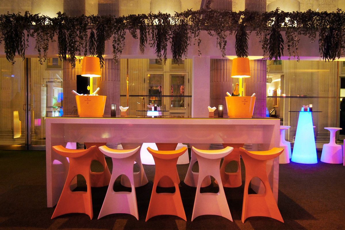 D cor d co terrasse hiver winter bar desig the westin paris vendome hotel resorts rue for Deco restaurant design