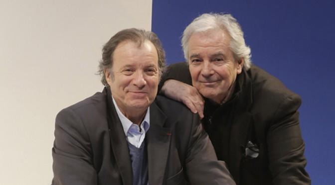 L'être ou pas : Pierre Arditi et Daniel Russo s'interrogent avec humour sur l'identité juive au Théâtre Antoine