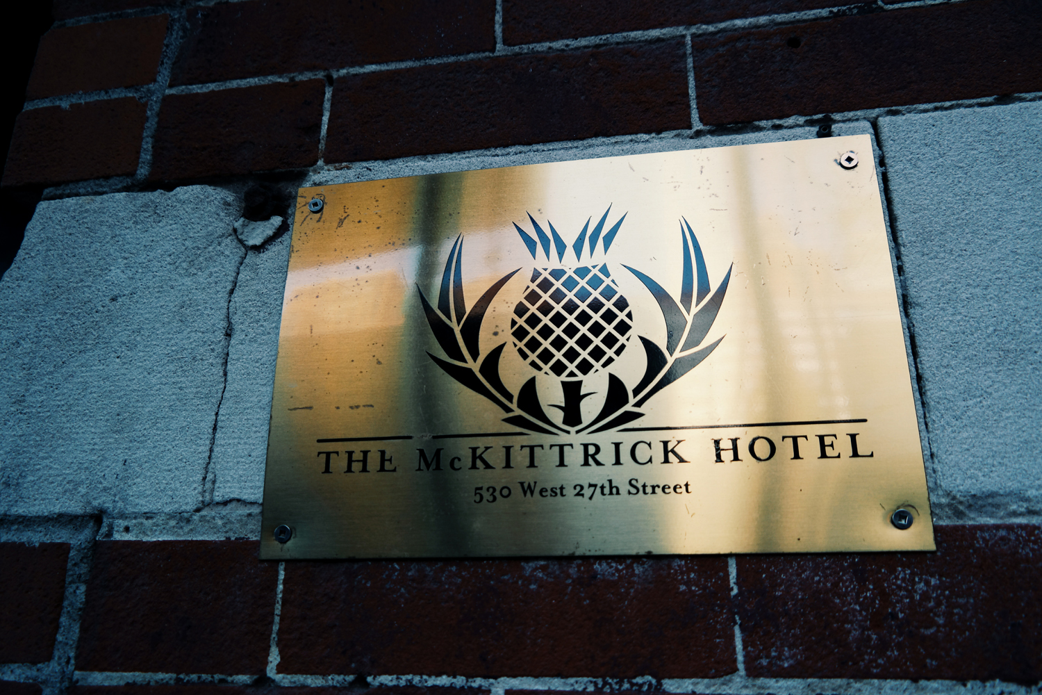 The McKittrick Hotel Sleep No more the show macbeth play Chelsea street New York City photo by United States of Paris blog
