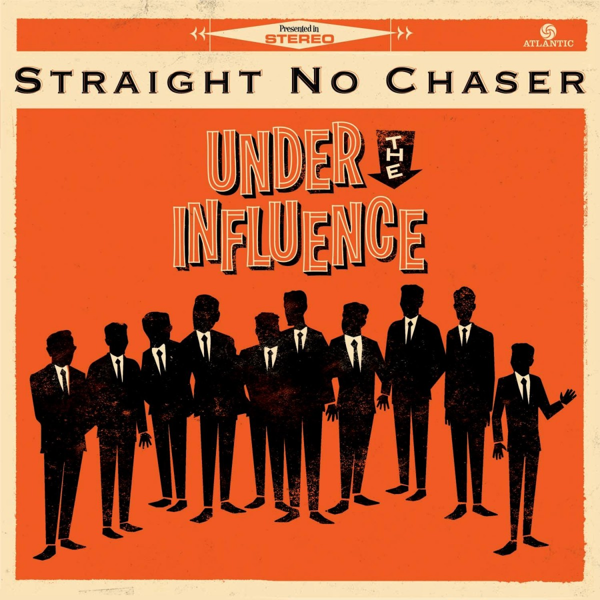 Under the influence album Straight no chaser music band new happy hour tour 2015 groupe musique