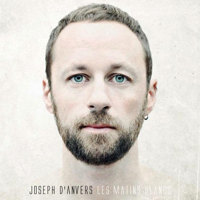 Joseph d Anvers photo couverture nouvel album Les Matins Blancs Label Athome musique