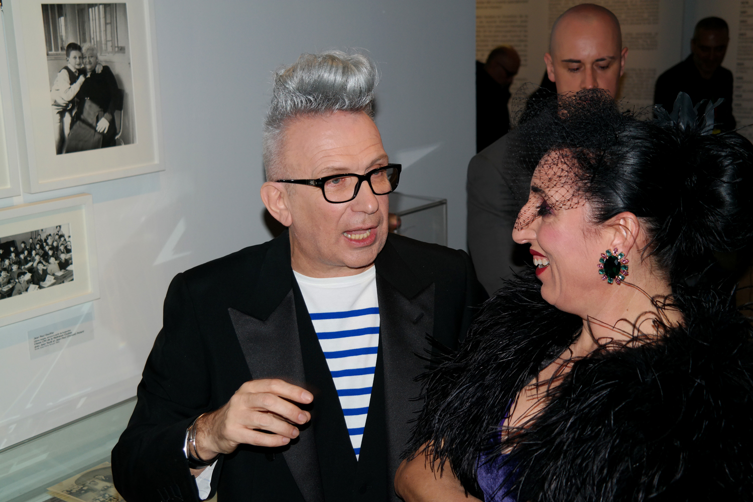 Rossy-de-Palma-Jean-Paul-Gaultier-opening-exhibition-vernissage-exposition-Grand-palais-paris-photo-couture-fashion-mode-by-united-states-of-paris-blog