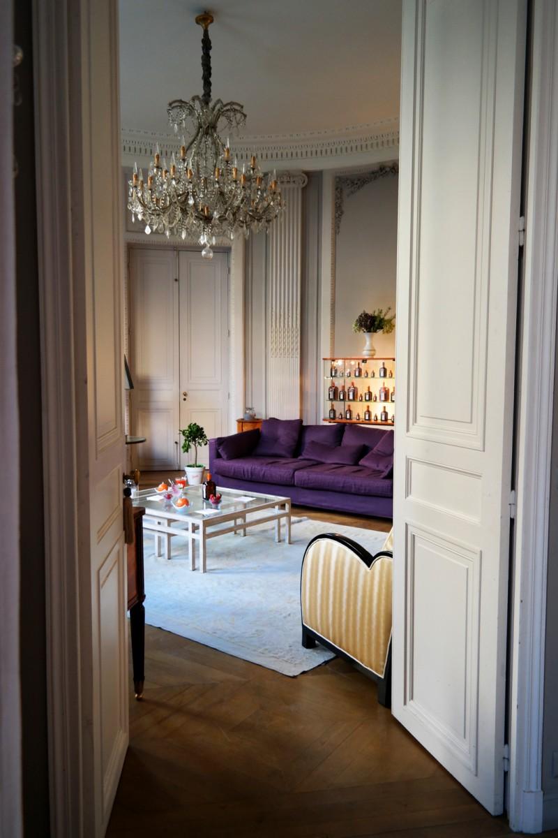 Cointreau Fizz privé soirée entre amis paris Jennifer Taïeb cocktail diner terrasse salon appartement
