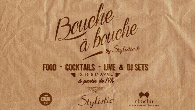 Bouche à Bouche : 3 jours de festival food, concert & mode au ChaCha Club