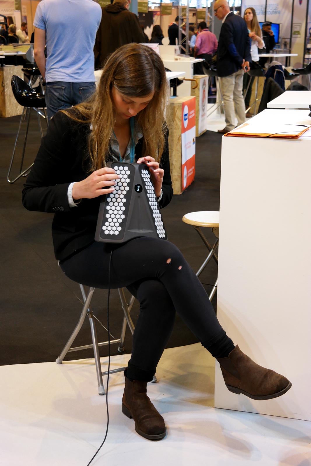 Foire de paris 2015 porte de versailles exposants coup de coeur concours l pi - Foire de paris concours lepine ...
