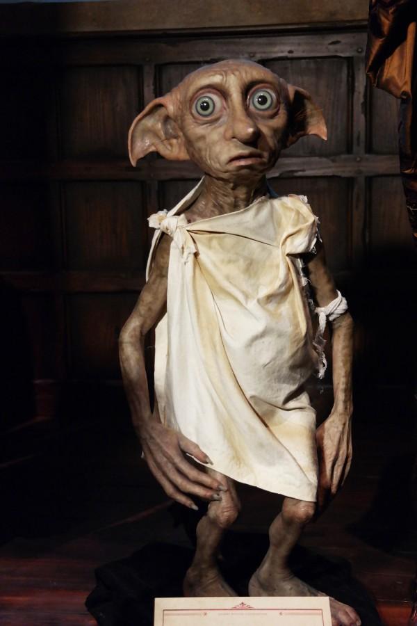 Harry Potter expo exposition paris cité du cinéma Dobby costume avis critique Photo by United States of Paris