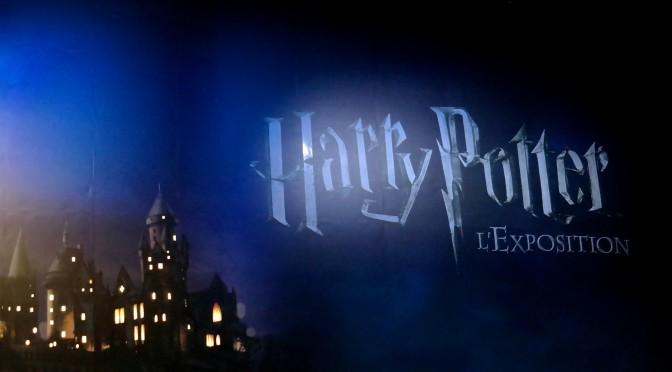 Début de l'exposition Harry Potter à la Cité de Cinéma - (c) http://viedecontedefee.blogspot.fr/