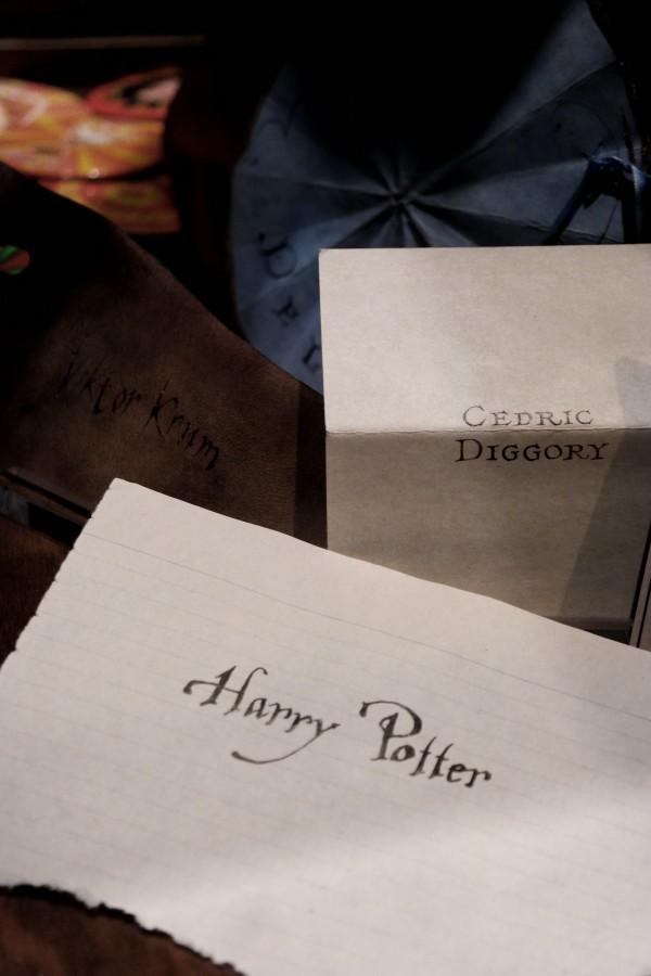 Harry Potter expo exposition paris cité du cinéma la coupe de feu décor vote avis critique Photo by United States of Paris
