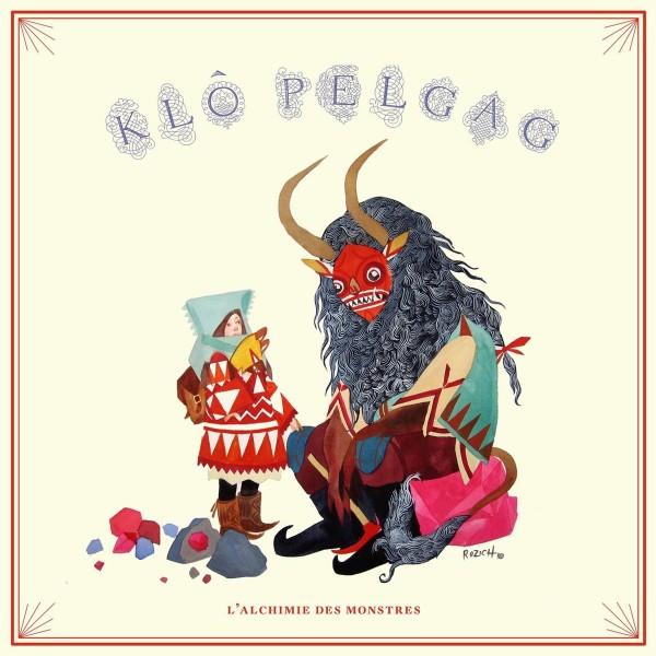 Klô Pelgag concert Trianon Paris 15 avril spectacle live musique québec l'alchimie des monstres édition Deluxe Concours