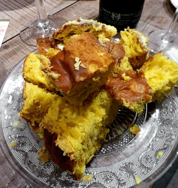 Spécialiste Jambon de Parme épicerie RAP dessert panettone citron qualité italie gastronomie tradition goût photo by United States of Paris