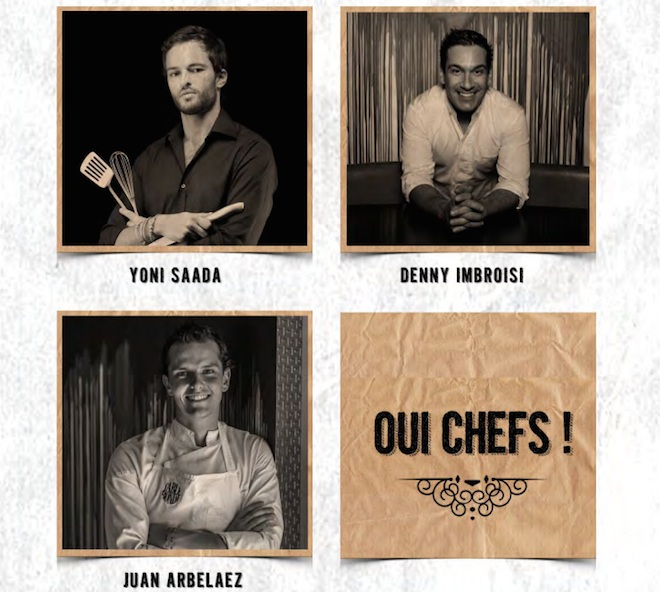 festival bouche à bouche stylistic.fr Chacha club paris  yoni saada Denny Imbroisi Juan arbalaez musique food cuisine live concert