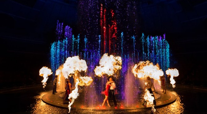 Le Rêve – The Dream @ Wynn Las Vegas : 10 ans de show Dragone !