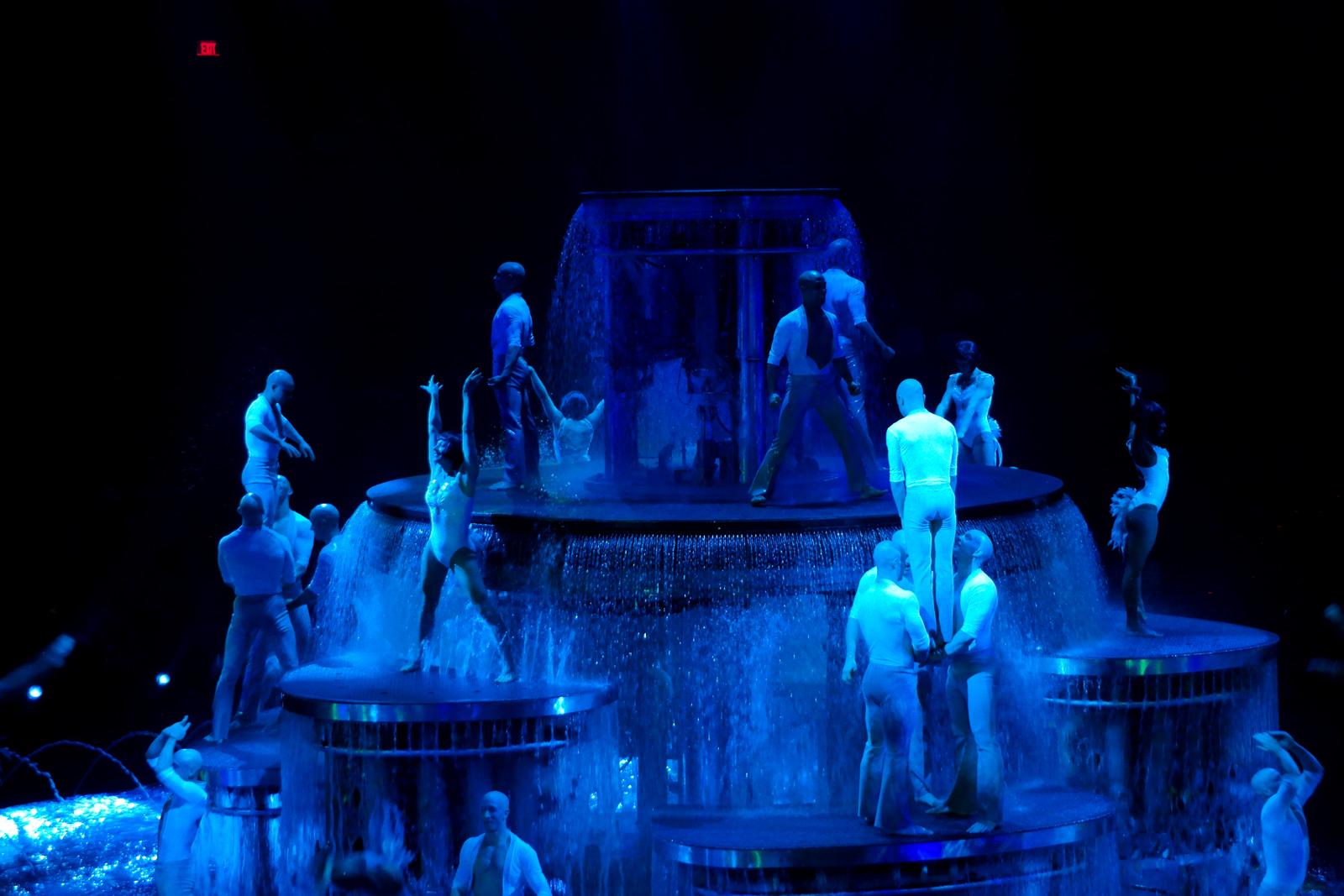 Le Rêve - The Dream @ Wynn Las Vegas : 10 ans de show Dragone ! -