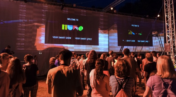 M.U.R.S. : le théâtre interactif par La Fura Dels Baus à la Villette – Gagnez vos places