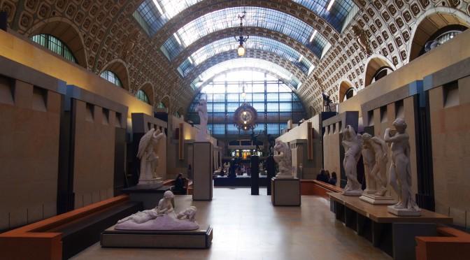 Musée d'Orsay : découverte immersive de «L'Atelier du Peintre» de Courbet