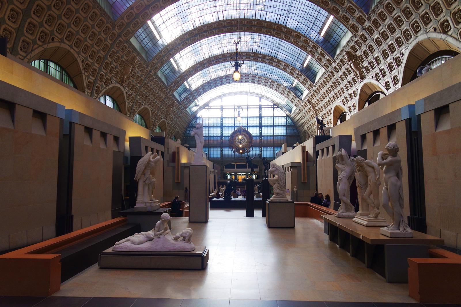 Mus e d 39 orsay d couverte immersive de l 39 atelier du peintre de courbet - Musee d orsay expo ...