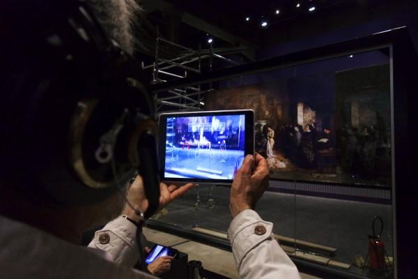 Musée orsay atelier du peintre entrezlatelier gustave courbet peinture expérience immersive réalité augmentée découverte public technologie photo by Blog United States of Paris