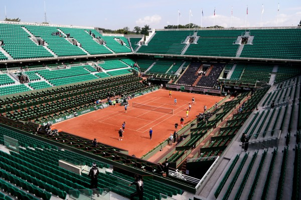 Roland Garros 2015 tournoi tennis Priceless Mastercard grand chelem France Porte Auteuil sport court chatrier vue entrainement photo by United States of Paris