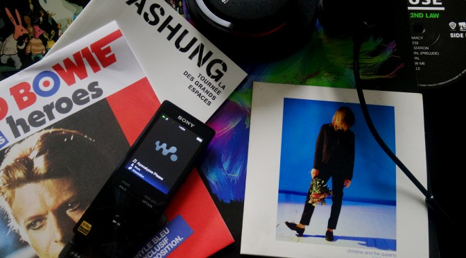 Concours : un son high level avec le duo audio casque-lecteur Hi-Res de Sony