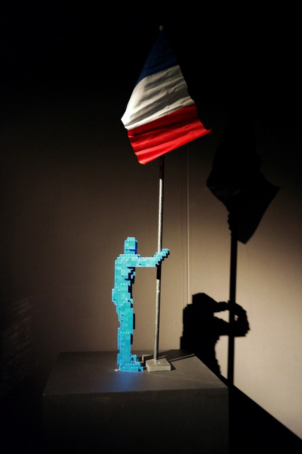 The art of the Brick  Nathan Sawaya Paris expo porte de versailles hugman art création briques lego critique avis photo by United States of Paris