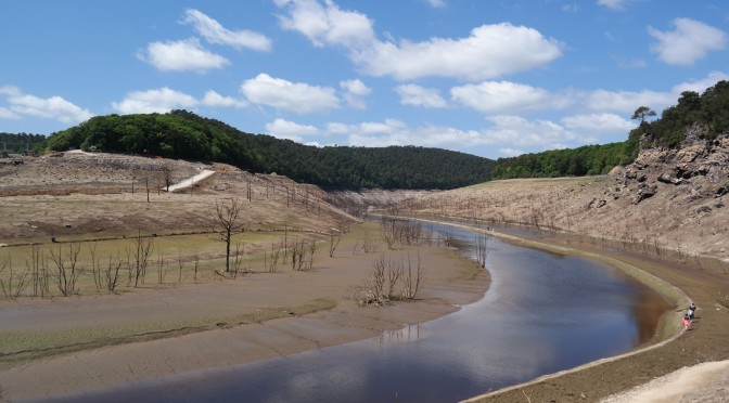 Guerlédan 2015 – un western au fond du lac : exceptionnel & à durée limitée