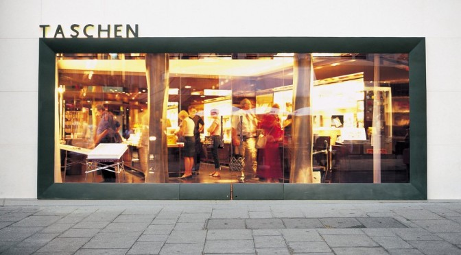 TASCHEN store Paris ! EXCLU vente privée jusqu'au 28 juin !!