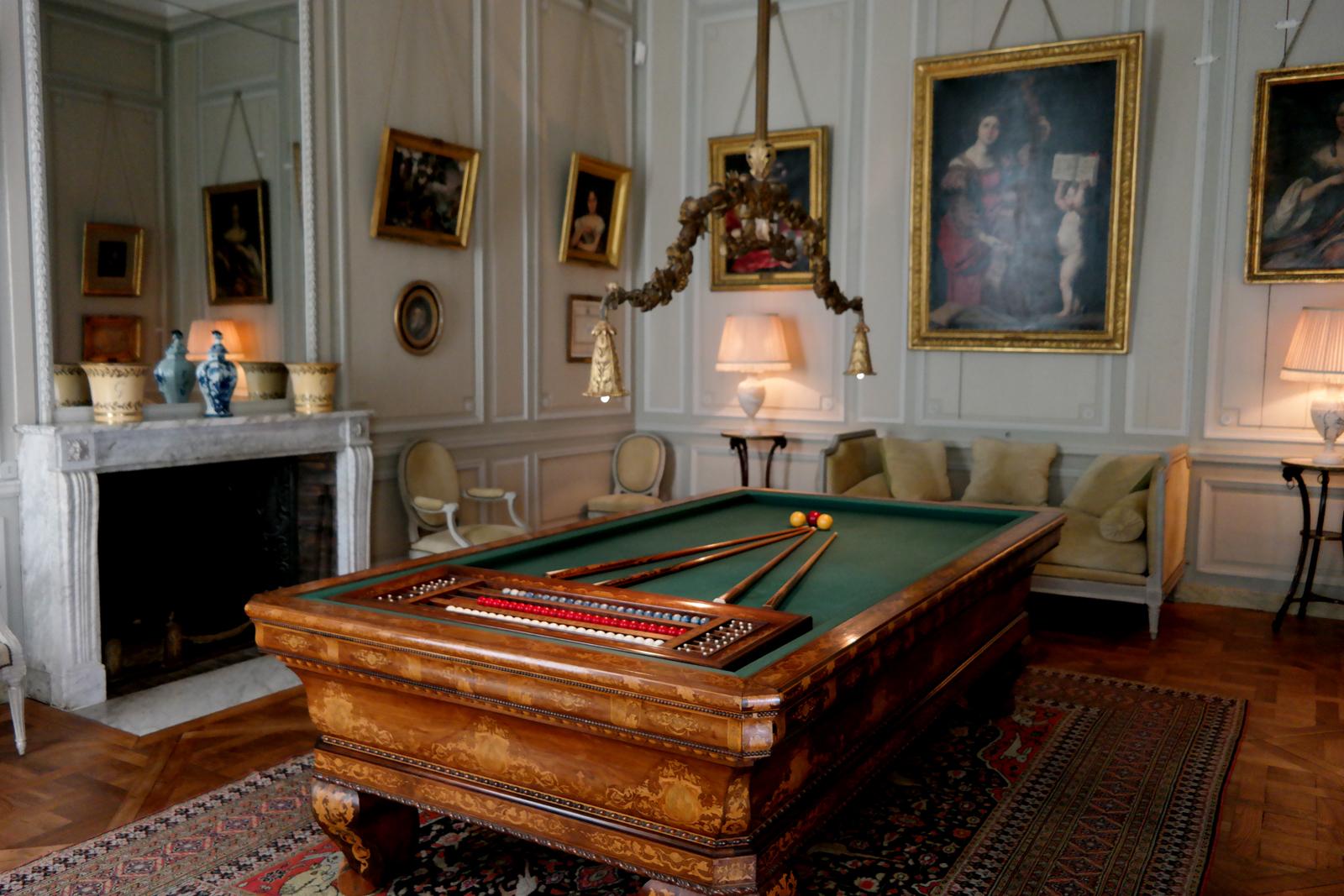 Abb terray expo ch teau de la motte tilly domaine du for Chambre louis xvi versailles