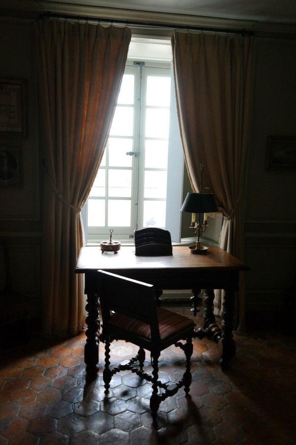 abbé Terray expo Château de La Motte Tilly Domaine du chateau versailles histoire art monuments nationaux cabinet écriture photo by Blog United States of Paris
