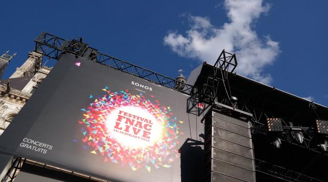 FNAC LIVE 2016 – Interview de Benoit Brayer, programmateur dingue de musique