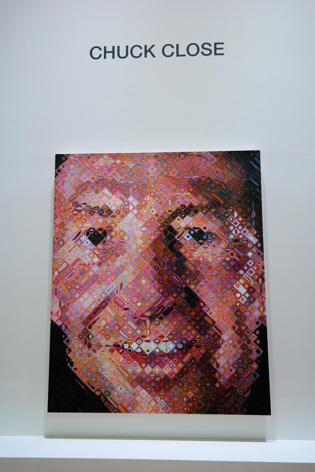 Robert, 1996-1997, Chuck Close
