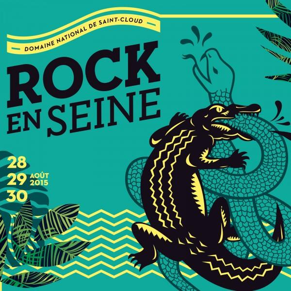 Rock en seine 2015 programmation Domaine national de Saint Cloud concours musique concerts live blog United States of Paris