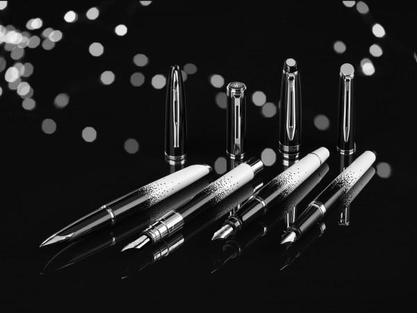 Waterman ombres et lumières collection stylo paris nuit été concours instagramblog United States of Paris