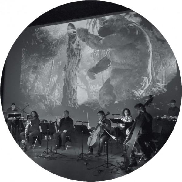 Ciné-concert King Kong - Ensemble Télémaque Raoul Lay et choeurs amateurs Festival Ile de France 2015 dimanche 27 septembre L Onde Théâtre Centre d Art de Vélizy Villacoublay