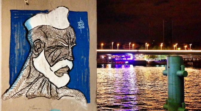 Paris Sketch Culture en solo show à la Galerie Le Pari(s) Urbain