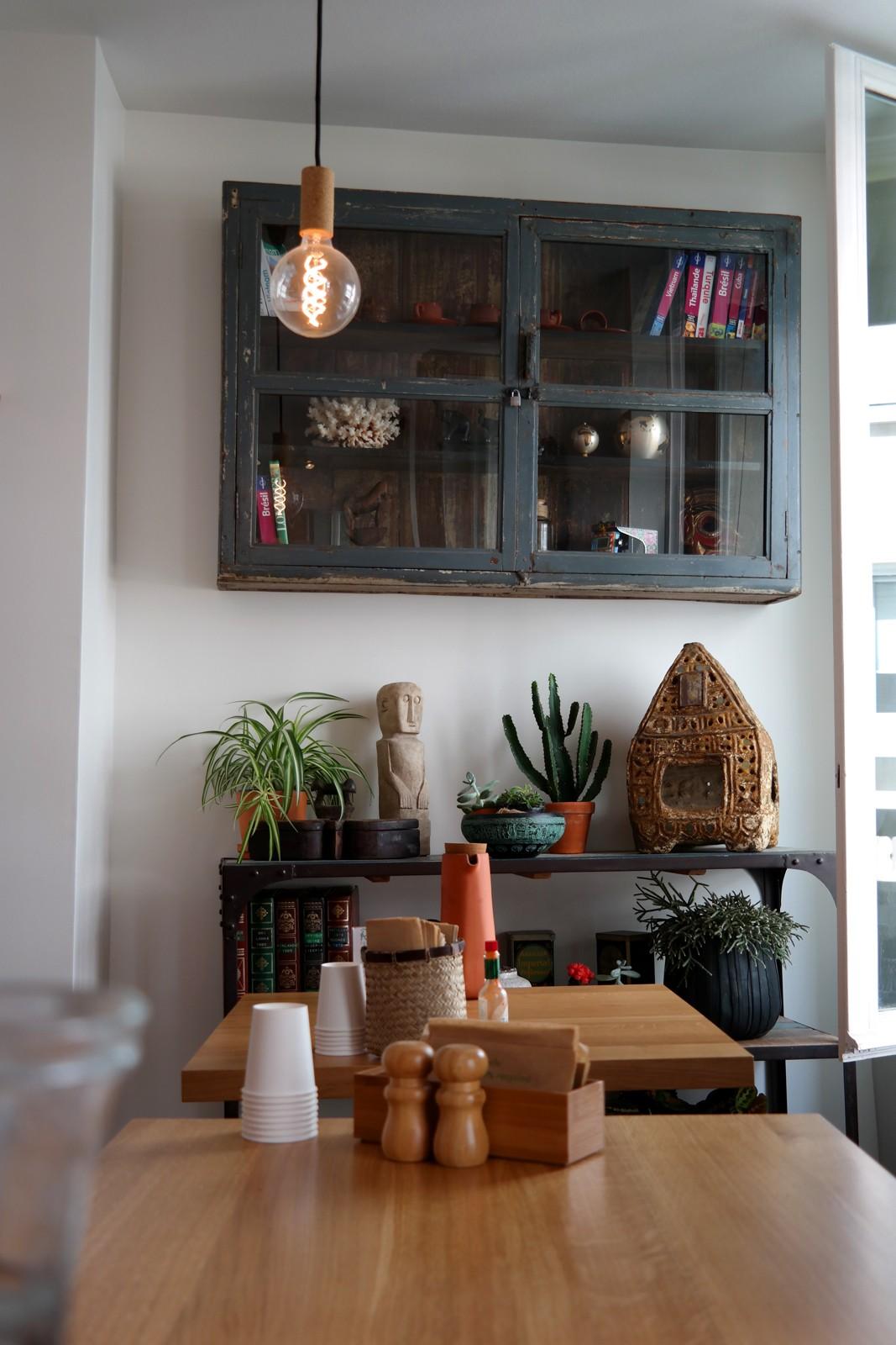 Rice Trotters restaurant plats de riz décoration intérieur inspiration voyages photo by united states of paris blog